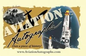 Aviation Autographs