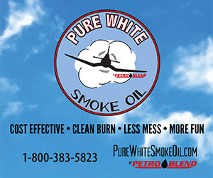 Pure White Smoke Oil