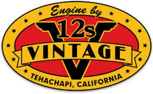 V-12's Logo