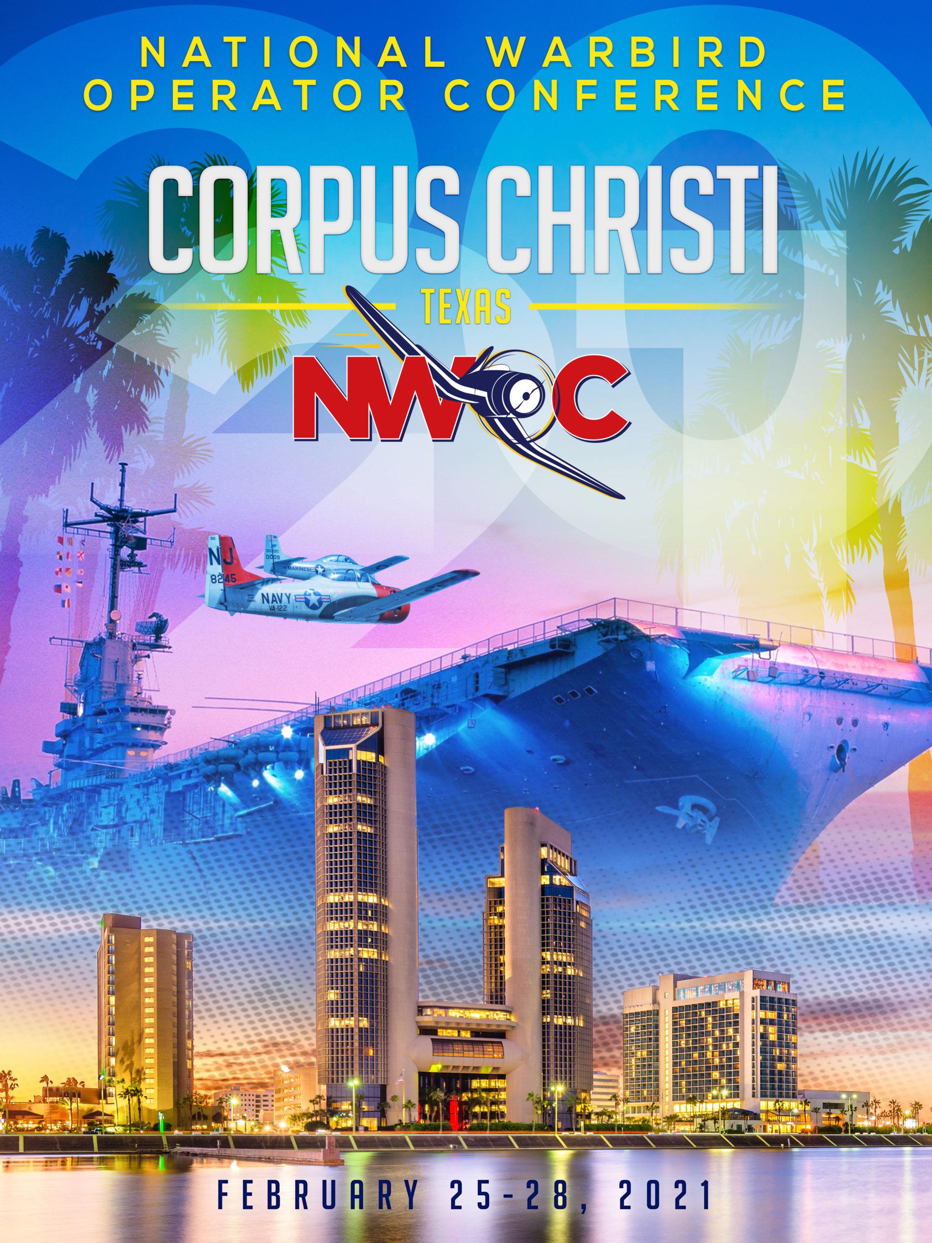 NWOC Corpus Christi 18x24 Poster
